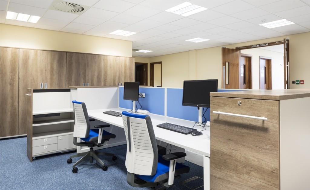 Westbourne Civil Engineering Diamond Interiors