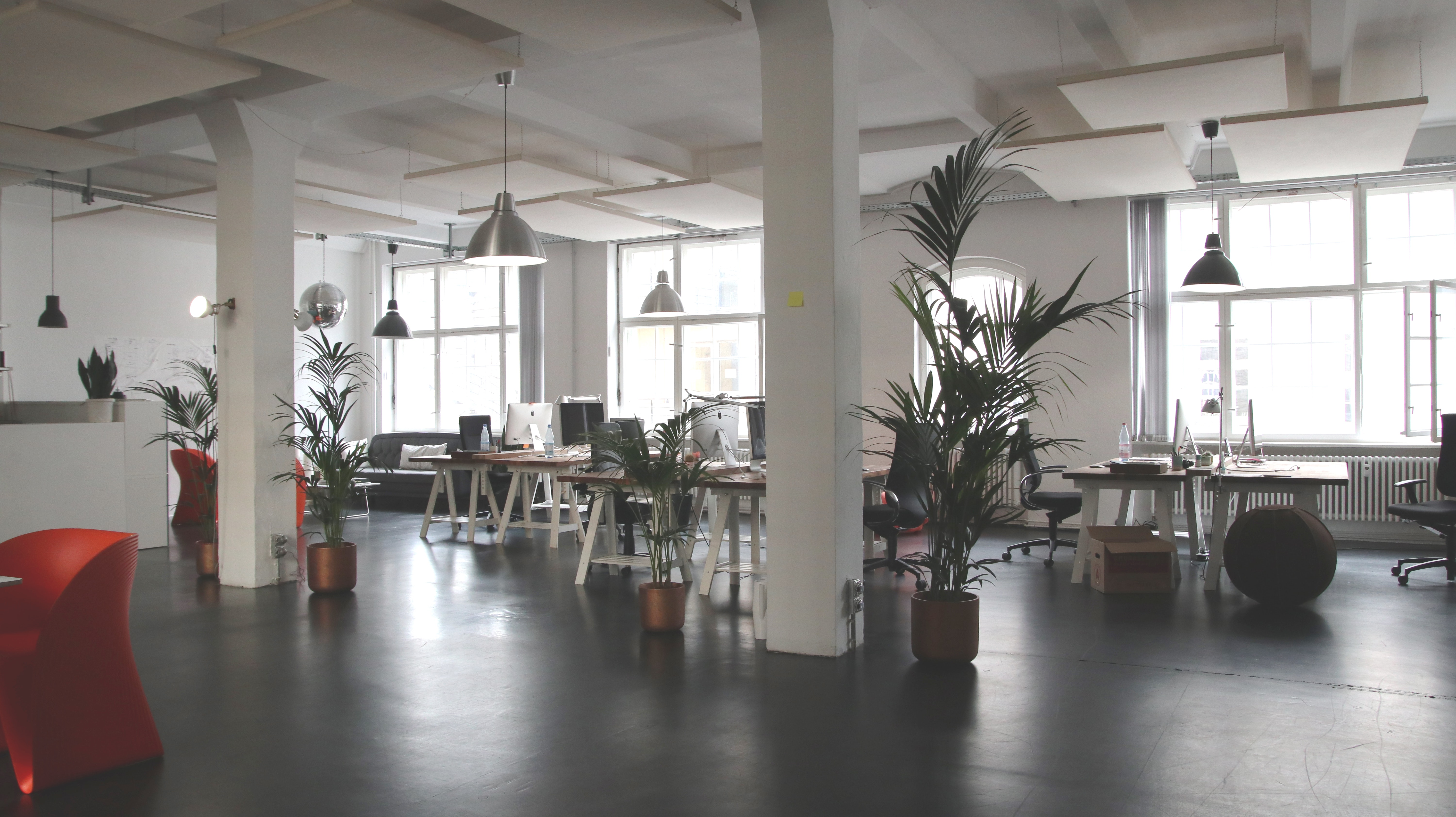 What to look for in new office space