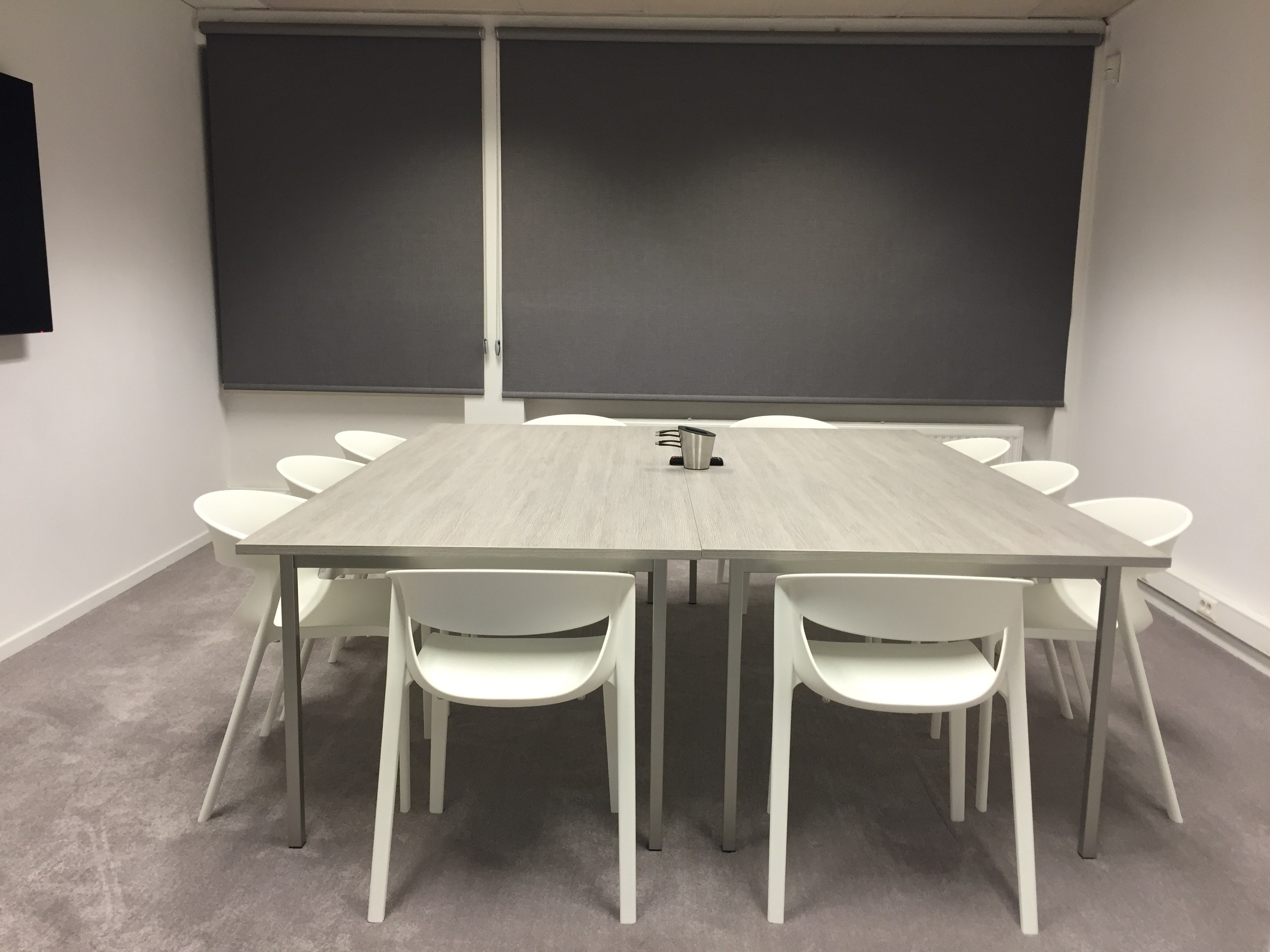 What makes a good meeting room?