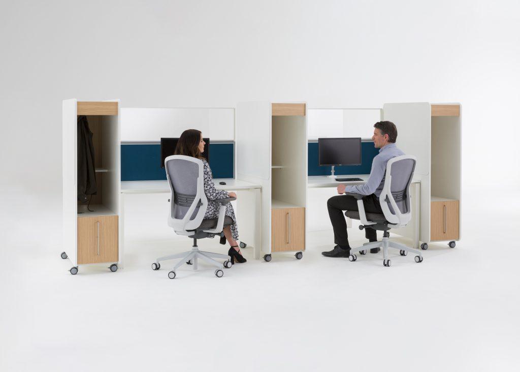 Senator social distancing desks