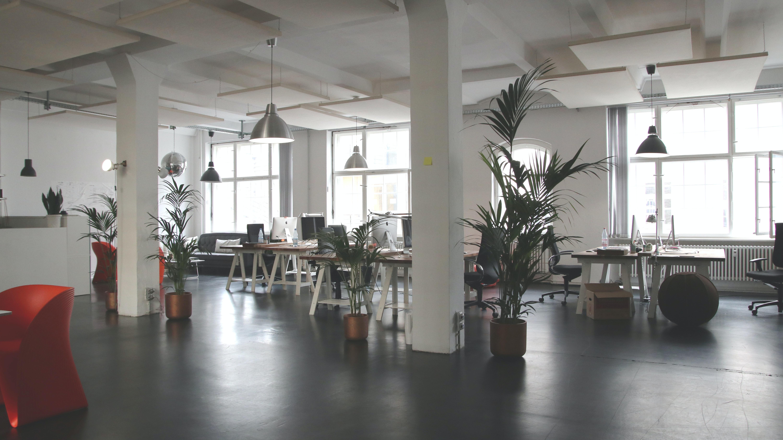 Office design trends in 2021