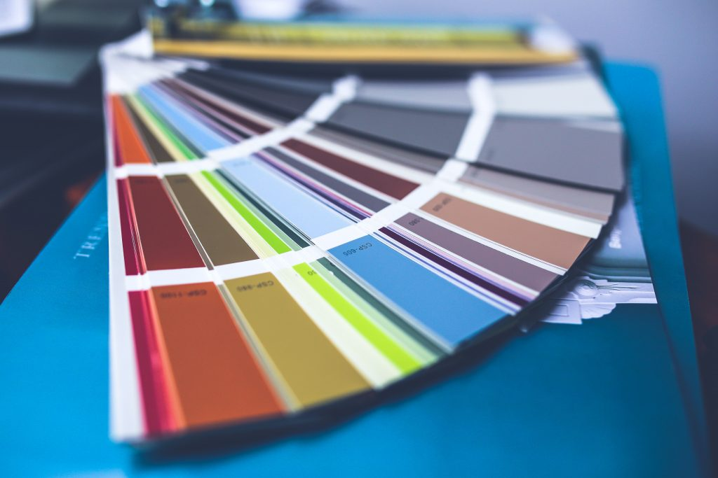 Office colour charts