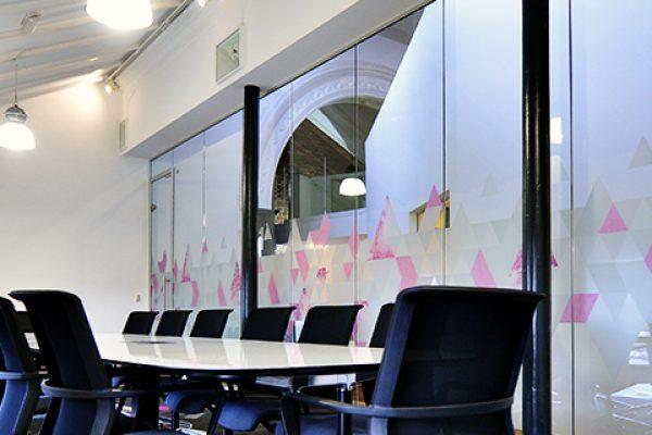 Pannone office meeting room